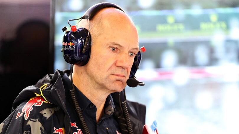 Ferrari, Newey: «Nel 2014 la Rossa mi fece un'offerta incredibile»