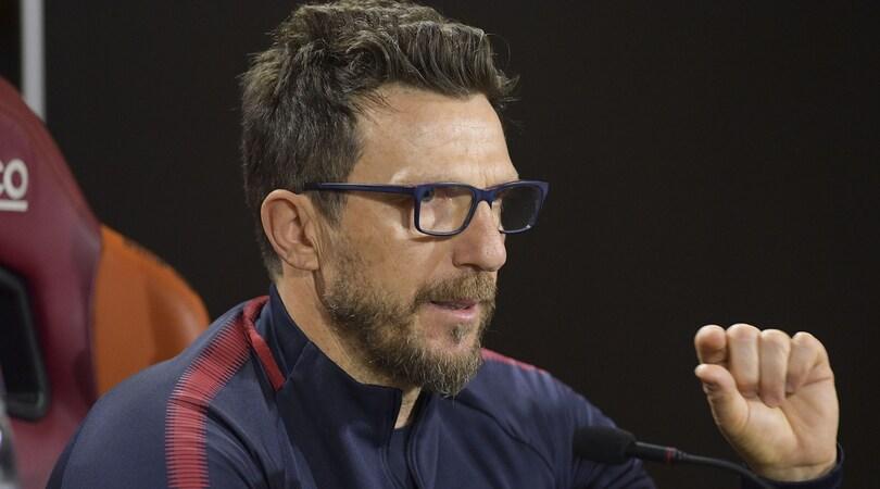 Roma, Di Francesco: «Nessun caso Nainggolan, sarà titolare a Milano»
