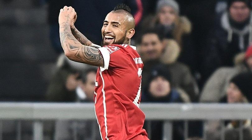 Vidal: «Il Chelsea? Ora non ci penso, devo vincere con il Bayern Monaco»