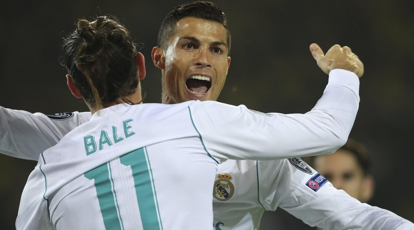 Coppa del Re, Real Madrid: Ronaldo e Bale non convocati