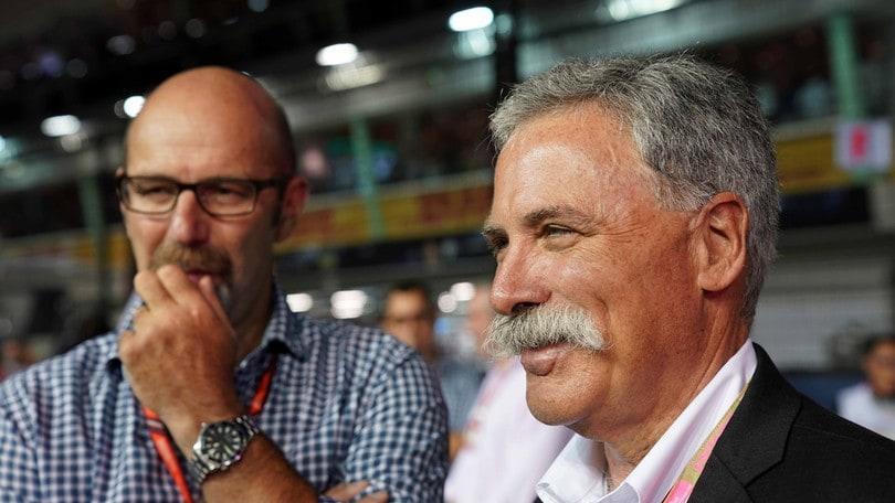 F1, Carey: «Copenaghen sarebbe fantastica per un GP»