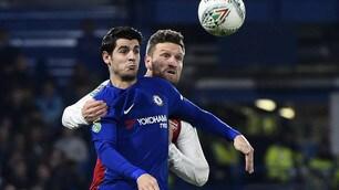 Carabao Cup, Chelsea-Arsenal 0-0: le immagini della partita