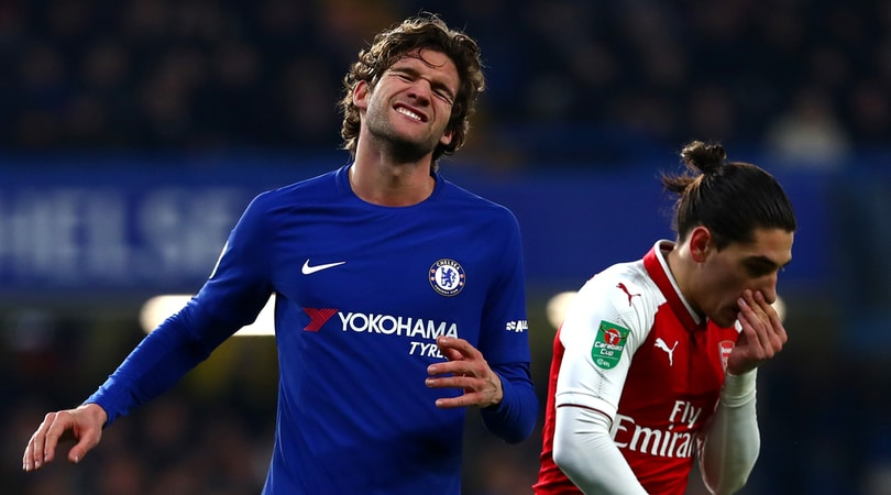 Carabao Cup, l'Arsenal resiste all'assedio Chelsea: finisce 0-0