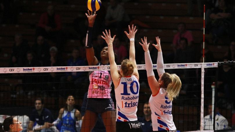 Volley: Cev Cup, Casalmaggiore qualificazione in tasca
