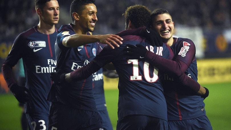 Coppa di Francia, Amiens-Psg 0-2: Emery conquista la semifinale