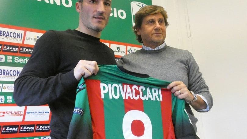 Serie B, Unicusano Ternana: preso il bomber Piovaccari
