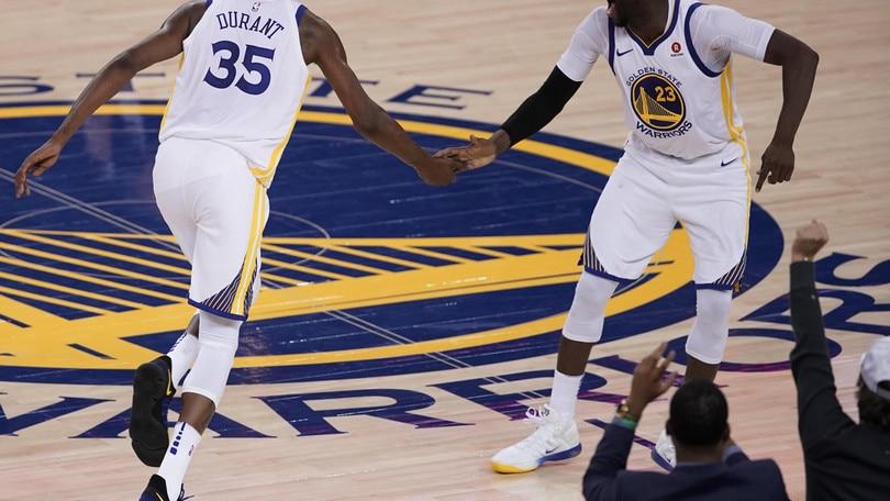 Williams rovina la festa di Durant, Warriors ko