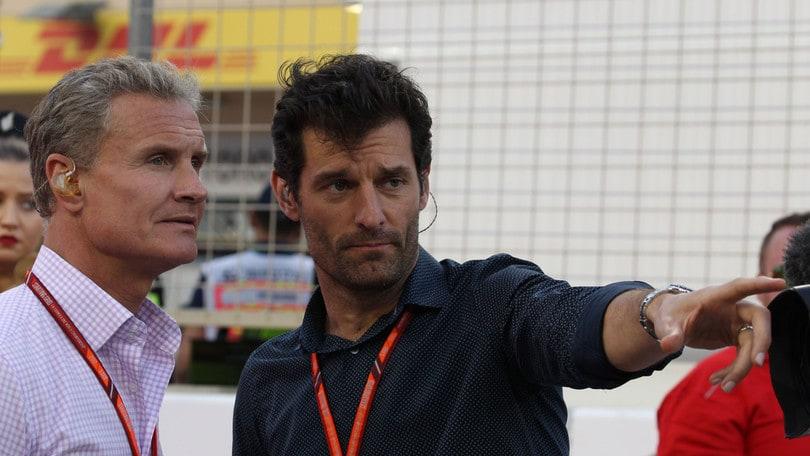 F1, Webber: «Alonso commette un errore con le gare di durata»