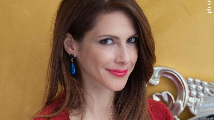 Janet De Nardis a Roma con La Milano Sanremo della Canzone Italiana