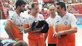 Volley: Superlega, il brasiliano Marcelo Fronckowiak nuovo allenatore di Vibo