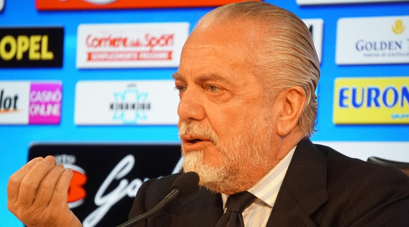 Napoli, De Laurentiis: «Verdi più idoneo di Deulofeu, ma decide Sarri»