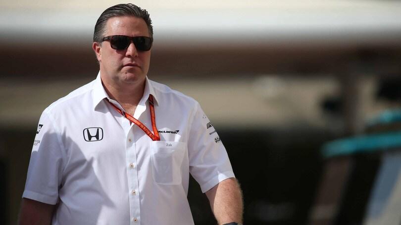 F1, McLaren entusiasta dei nuovi motori Renault