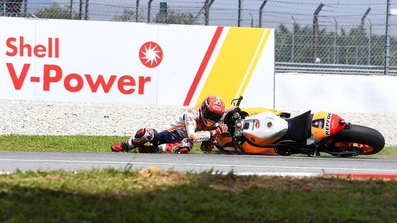 MotoGP, airbag obbligatori da questa stagione