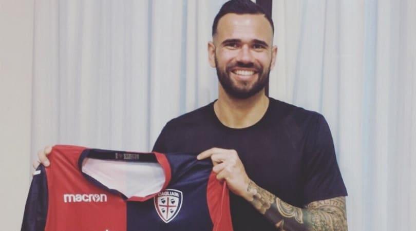 Calciomercato Roma, è ufficiale: Castan in prestito al Cagliari