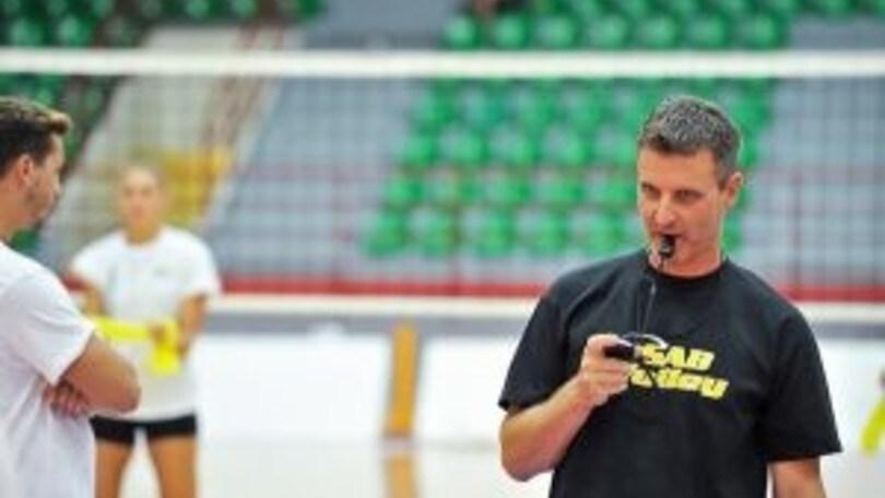 Volley: A1 Femminile, Legnano esonera Andrea Pistola
