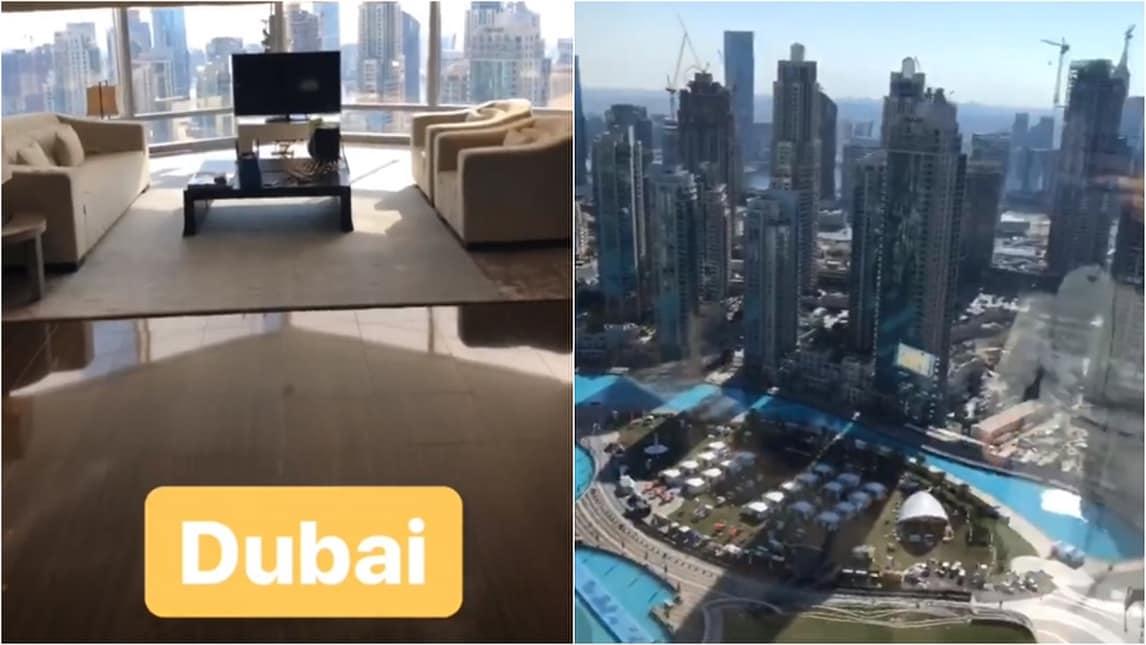 Dalle Maldive a Dubai: ecco dove alloggiano Icardi e Wanda