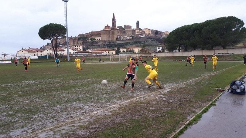 Serie B, l'Unicusano Ternana chiude il ritiro con una pioggia di gol