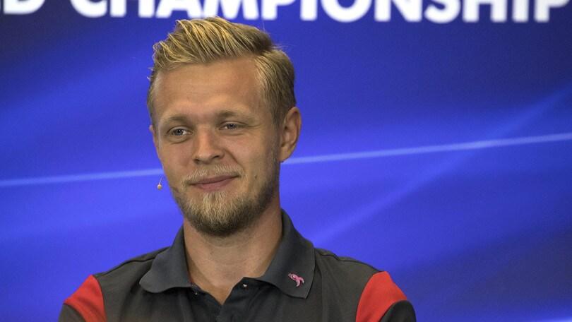 F1, Magnussen: «Alla Haas sono felice»