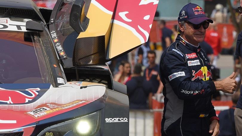Dakar, Sainz vince la tappa più lunga