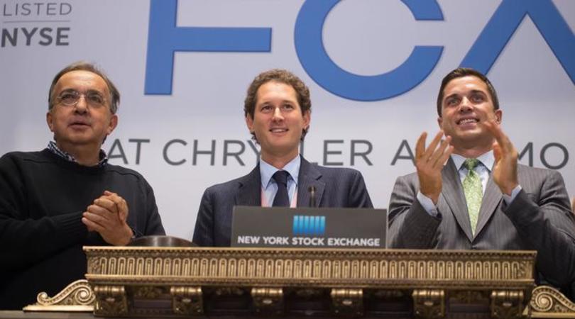 FCA, 1 miliardo di investimenti negli Stati Uniti