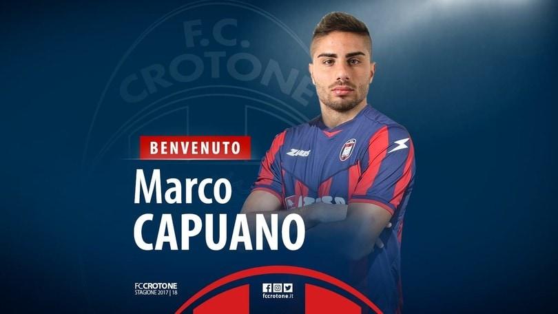 Calciomercato Crotone, Capuano si presenta: «Qui per la salvezza»