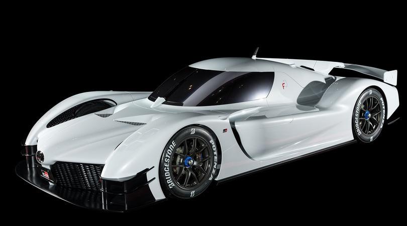 Toyota, un prototipo da mille cv per sfidare Mercedes
