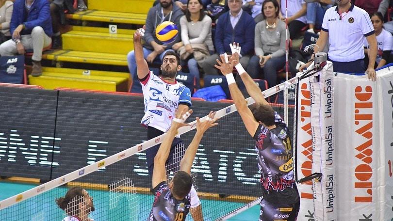 Volley: Superlega, Monza-Perugia apre la 5a di ritorno