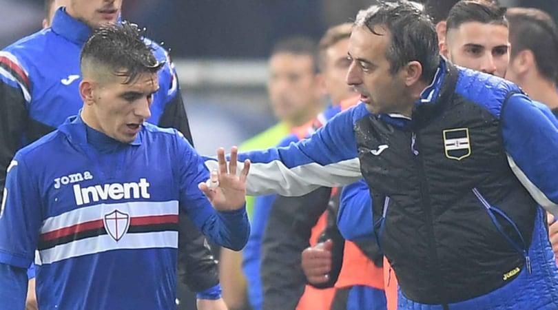 Calciomercato, Torreira: «A gennaio resto alla Sampdoria, poi si vedrà»