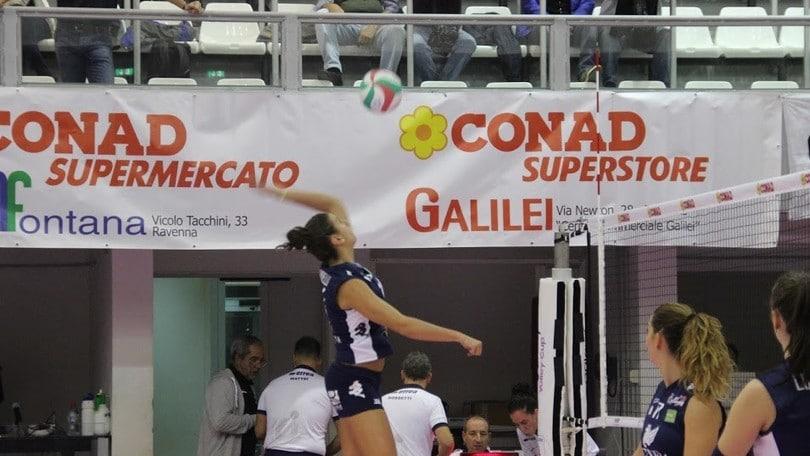 Volley: A2 Femminile, Chieri-Ravenna e Trento-Mondovì gli anticipi della 19a