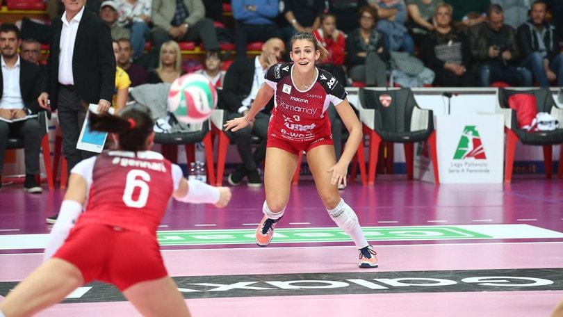 Volley: A1 Femminile, Busto-Modena domani in campo alle 20.30
