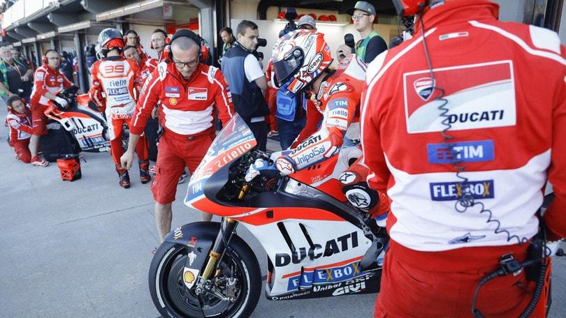 MotoGp, lunedì la presentazione della nuova Ducati
