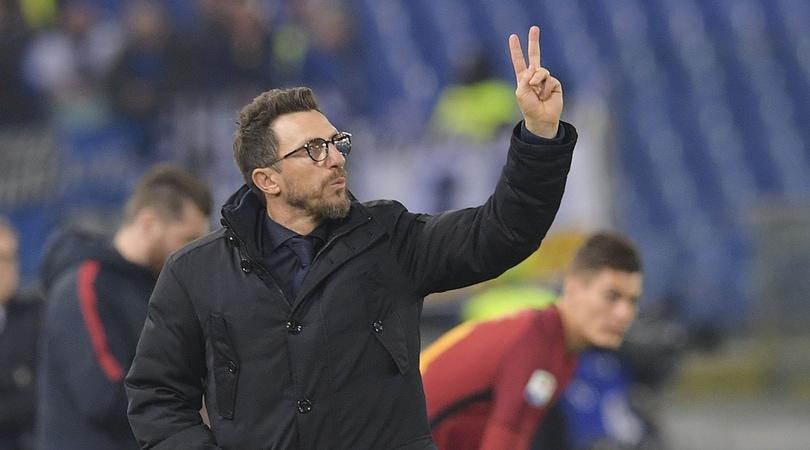 Di Francesco, le due mosse per far vincere la Roma: Nainggolan e Florenzi
