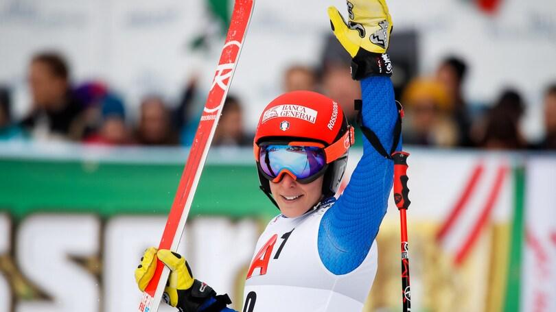 Sci, Coppa del Mondo: Federica Brignone trionfa in Austria