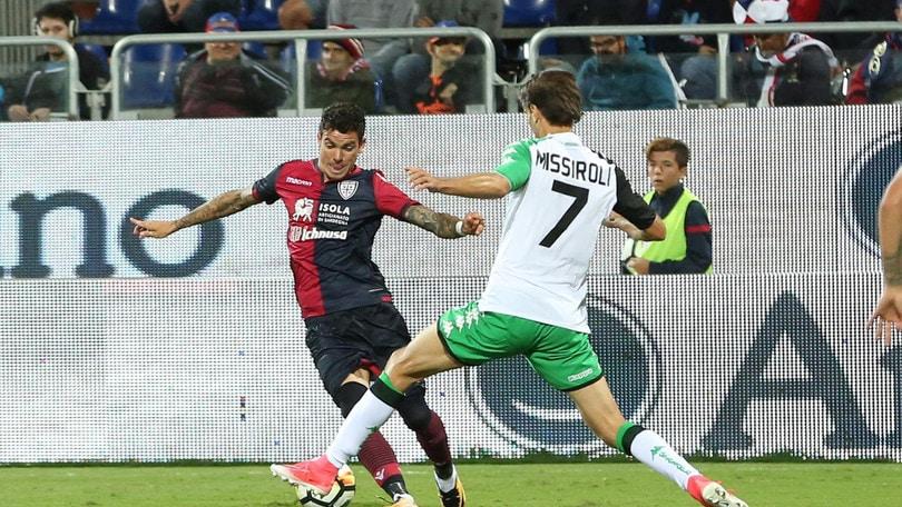 Calciomercato, la Sampdoria vuole Farias del Cagliari