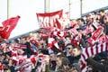 Caos a Vicenza: i tifosi bloccano il pullman. Annullato il derby col Padova