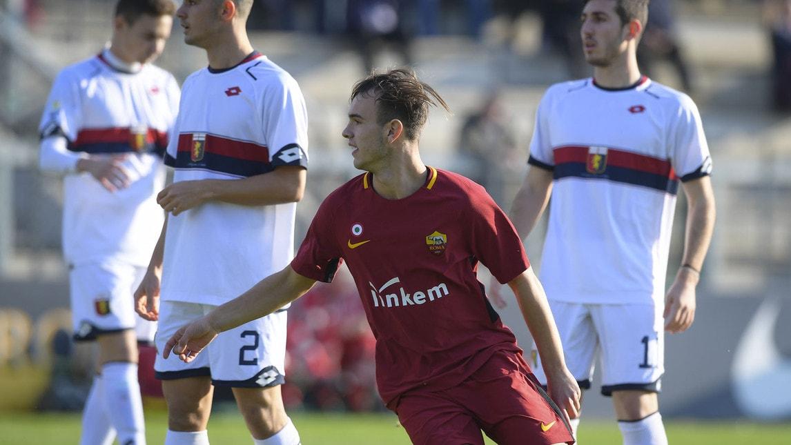 Su di lui già tanti grandi club, ma Monchi nella scorsa estate lo ha bloccato con il rinnovo fino al 2022. Oggi ha guidato la Primavera nella vittoria per 5-0 contro il Genoa, al Tre Fontane: ha segnato il 2-0 al 13'. Gli altri marcatori: 3' Riccardi, 46' Corlu, 65' Sdaigui, 70' Celar