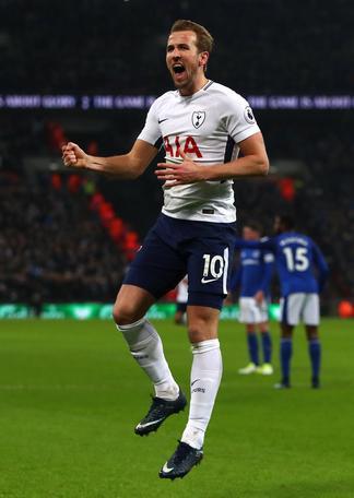 Poker Tottenham, Kane firma doppietta