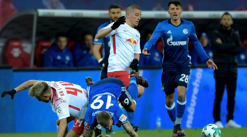 Bundesliga, Lipsia-Schalke 3-1: esordio ufficiale per Pjaca