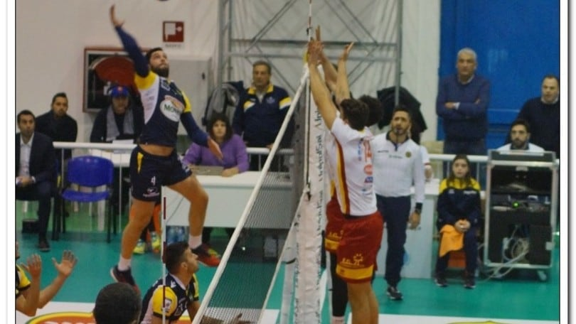 Volley: A2 Maschile, Girone Blu: successi per Spoleto e Club Italia