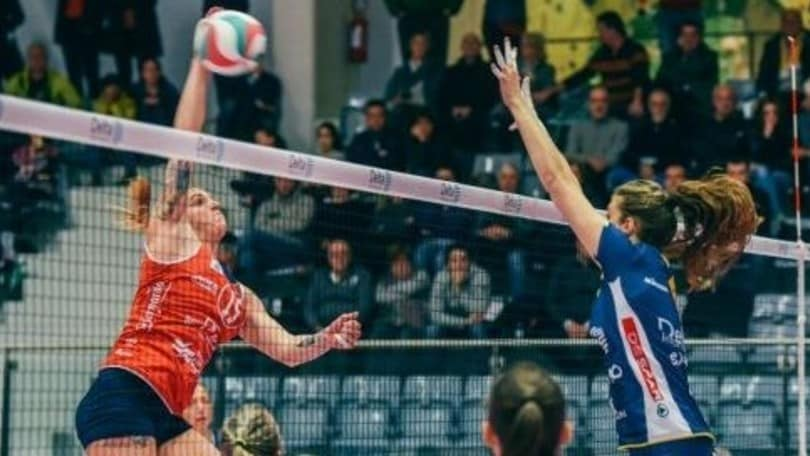 Volley: A2 Femminile, Mondovì e Chieri vincono gli anticipi