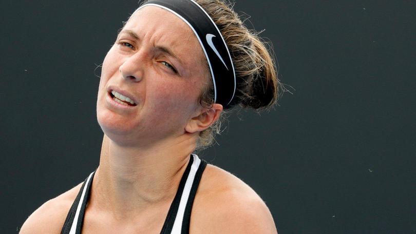 Tennis: Aus Open, Errani ko qualifiche