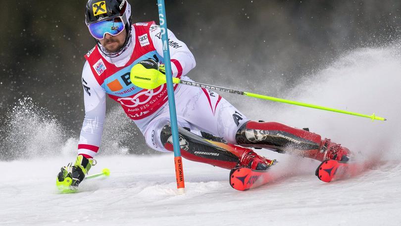 Sci: slalom Wengen, Hirscher imbattibile