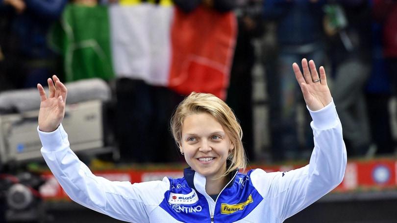 """Short track, Fontanaconquista il titolo europeo """"Overall"""""""