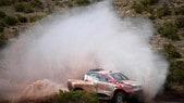Dakar 2018, si ritira Eugenio Amos: era l'ultimo italiano in gara nelle auto
