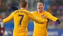 Griezmann si avvicina al Barcellona: i blaugrana lasciano libera la 7