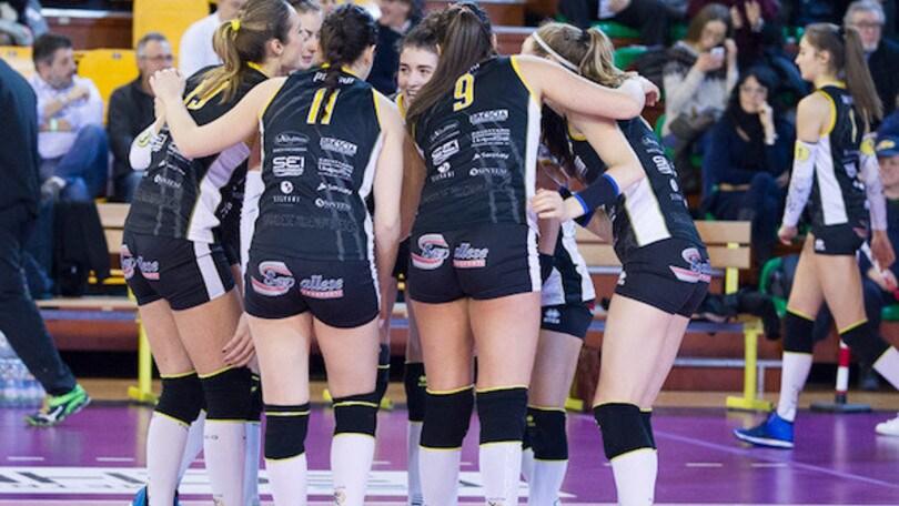 Volley: A2 Femminile, Cuneo cade a Orvieto, Brescia suona la nona