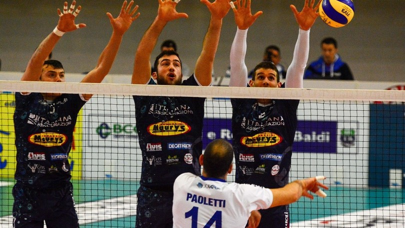 Volley: A2 Maschile, Girone Blu: Bergamo vince derby e Pool