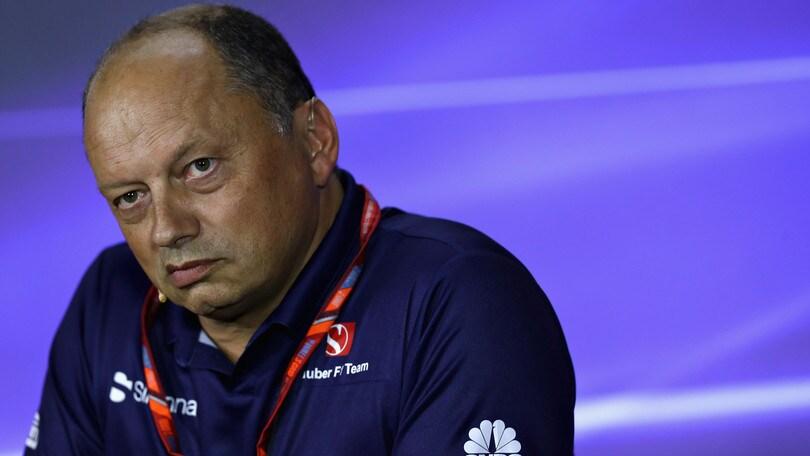 F1, Vasseur: «L'Alfa Romeo Sauber non è il team B della Ferrari»