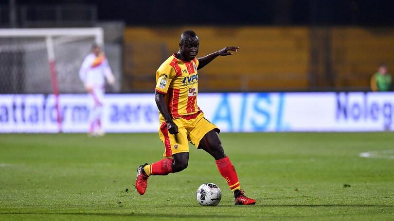 Calciomercato Frosinone, Chibsah dal Benevento a titolo temporaneo