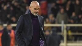 Fiorentina, Pioli: «Arbitri e Var promossi»